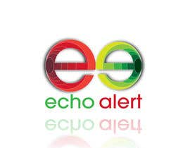 #140 para Design a Logo for Echo or Echo Alert -- 2 por andreiciucas