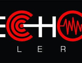 #155 para Design a Logo for Echo or Echo Alert -- 2 por jkcreation