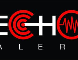 #157 para Design a Logo for Echo or Echo Alert -- 2 por jkcreation