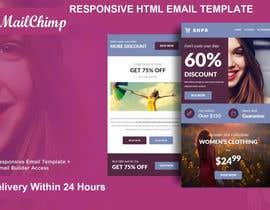#5 for Create HTML email template by Samrat962