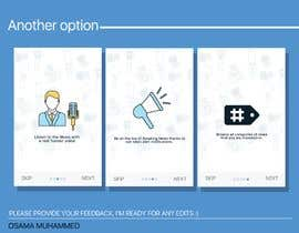 #5 for i need 3 Intro Slides for  Android App by iOsamaMuhammed