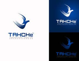 #282 para Logo Design for TAHCHe' Constructions por Anamh