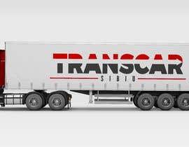 "nº 72 pour Create a logo for my transport (trucks) company named ""Transcar Sibiu"" par jaredcrockford"