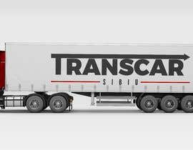 "#73 cho Create a logo for my transport (trucks) company named ""Transcar Sibiu"" bởi jaredcrockford"