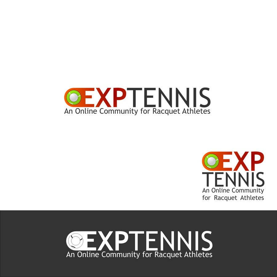 #13 for Logo Design for EXP Tennis by Kuczakowsky