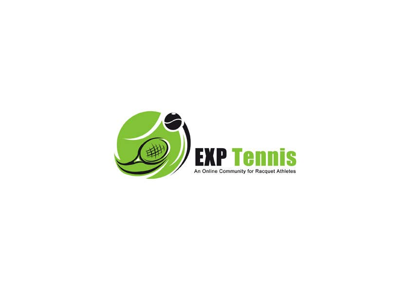 #37 for Logo Design for EXP Tennis by dotfreelancers