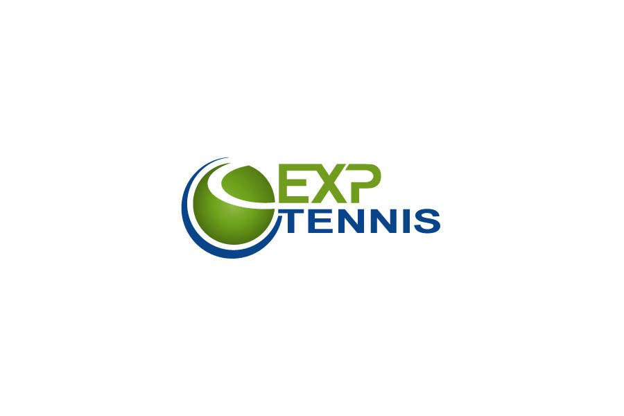 #99 for Logo Design for EXP Tennis by won7