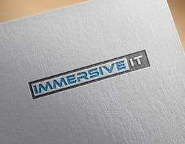 #100 untuk Design a Logo for Immersive IT oleh asad123A