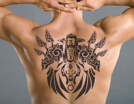 d3b339411 #11 for I need some Graphic Design for a world of warcraft tattoo by  heriokiel