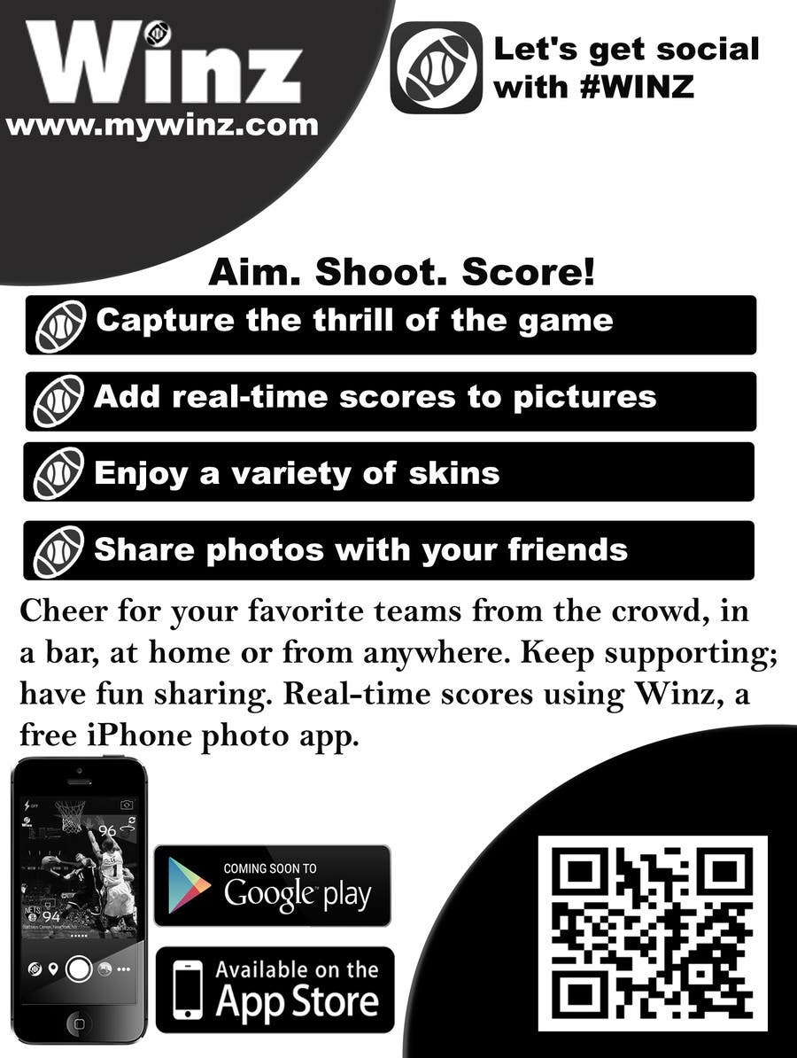 Entry #15 by HarisMinhsa for CREATE A PRINT AD FOR MY FREE MOBILE