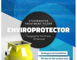 #6 for Design a Brochure for EnviroProtector by XANIARTS