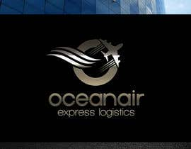 #76 para Logo Design for OceanAir Express Logistics por dimitarstoykov
