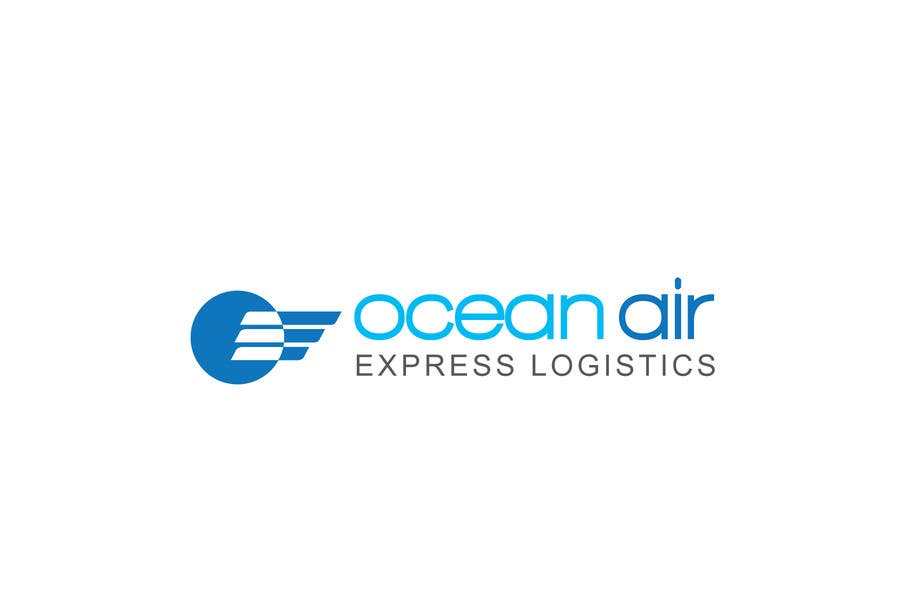 #564 for Logo Design for OceanAir Express Logistics by Hasanath