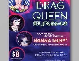 #5 for Drag Queen Alfresco by eaminraj