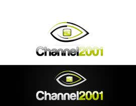 nº 28 pour Logo Design for Channel 2001 / 2001.net par DezinerUmar