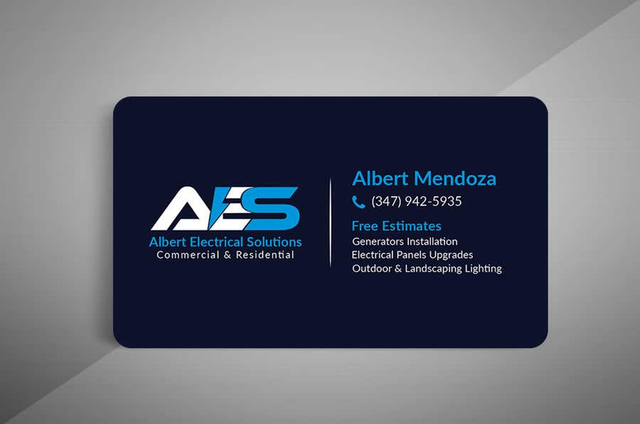Entry 49 by jadid91 for design a simple one sided business card contest entry 49 for design a simple one sided business card colourmoves