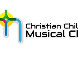 #29 for Logo for a Christian Children Musical Choir af Aneibis