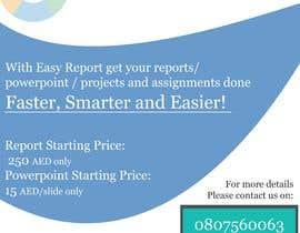 #17 for Design a Brochure (Easy Report) by AshcharyaPrabhu