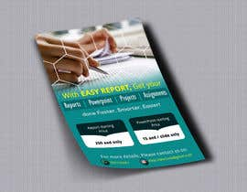 #10 for Design a Brochure (Easy Report) by nayhomiee