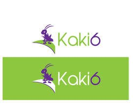 #40 for design logo for kaki6.com. an edible insects website by strezout7z