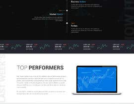 #7 for Trading Website (HTML & Responsive) by lee800154