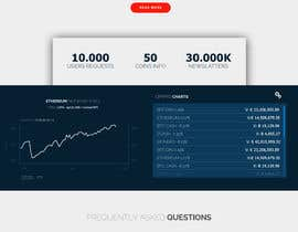 #27 for Trading Website (HTML & Responsive) by visualdesignweb