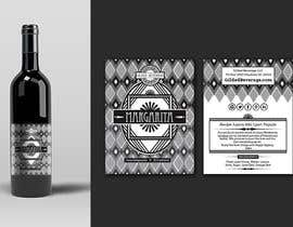"#29 for Create a Series of ""Art-Deco"" Product Labels and Banners for a Beverage company by m99"