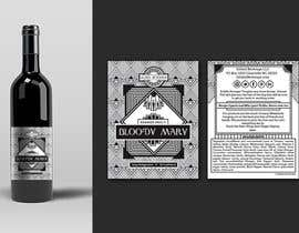 "#30 for Create a Series of ""Art-Deco"" Product Labels and Banners for a Beverage company by m99"