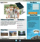 Graphic Design Contest Entry #50 for ReDesign for AgentNation.com - Interactive, social, marketing site for Real Estate Pros!