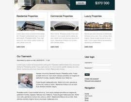 #56 para ReDesign for AgentNation.com - Interactive, social, marketing site for Real Estate Pros! por Redlion25