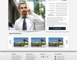 #18 para ReDesign for AgentNation.com - Interactive, social, marketing site for Real Estate Pros! por cnlbuy