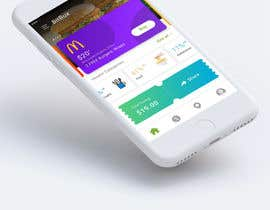 Mobile App Homescreen Design | Freelancer