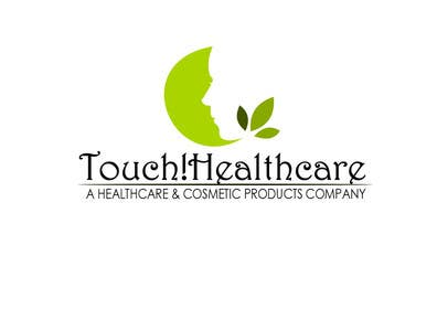 #13 untuk Design a Logo for Touch! Healthcare                       URGENT A Healthcare & Cosmetic Products manufacturing/promoting company  i may award ongoing project to winner If happy. oleh meresel