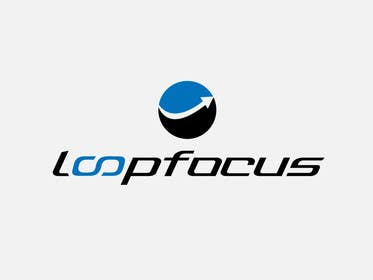 Nro 130 kilpailuun Logo Design for Loopfocus käyttäjältä rraja14