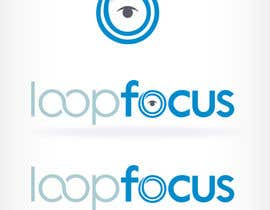 #113 para Logo Design for Loopfocus por alizap