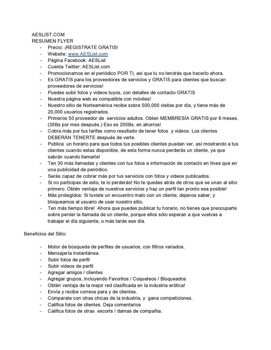 Penyertaan Peraduan #                                        7                                      untuk                                         Translate 600 words from English To Spanish