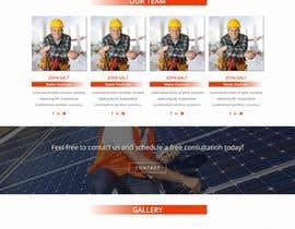 #9 for Design a Website Mockup af antlogist
