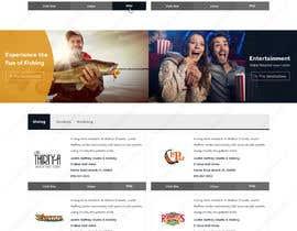 #18 for Design a Website Mockup by greenarrowinfo