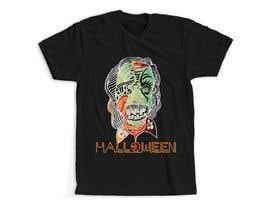 Nro 56 kilpailuun Halloween T-shirt Designs käyttäjältä ratnakar2014