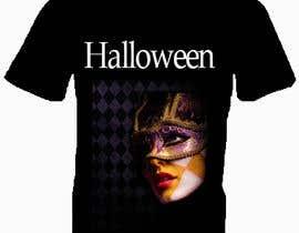 Nro 60 kilpailuun Halloween T-shirt Designs käyttäjältä tamilpoongag78