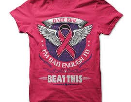 #24 for Design a T-Shirt Breast Cancer Awareness Month by tamannariya