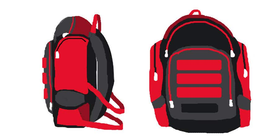 Proposition n°7 du concours Does a minimalist travel backpack
