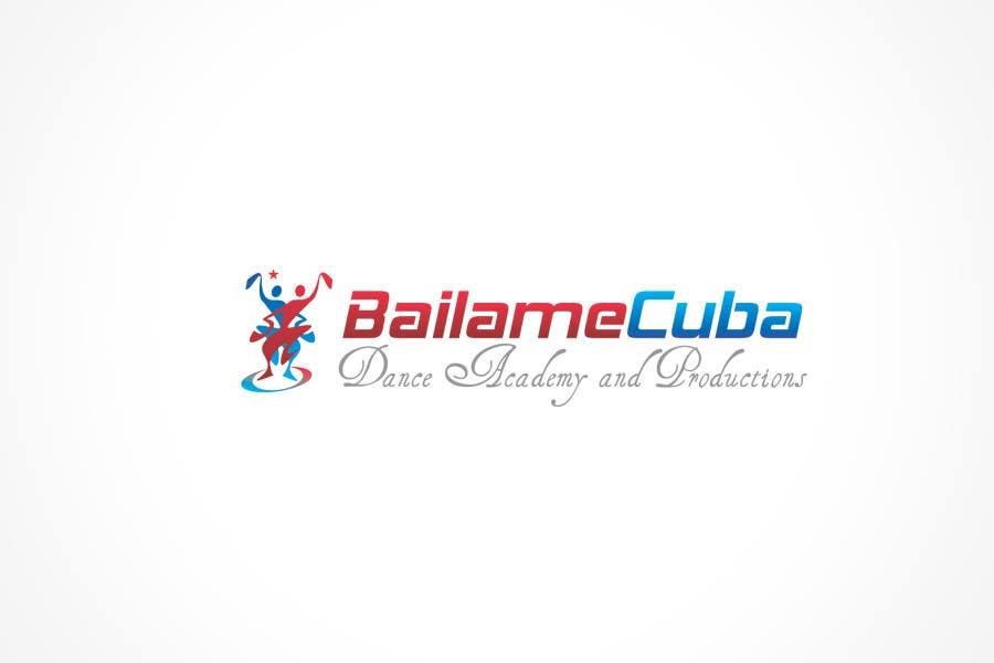 Bài tham dự cuộc thi #174 cho Logo Design for BailameCuba Dance Academy and Productions