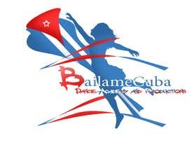 #81 para Logo Design for BailameCuba Dance Academy and Productions de Ms3amiso