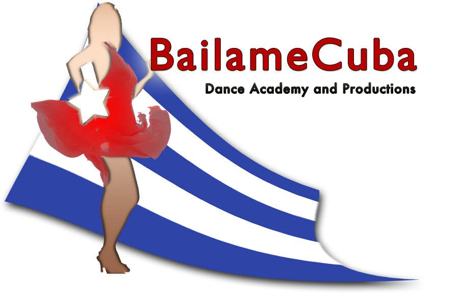 Bài tham dự cuộc thi #182 cho Logo Design for BailameCuba Dance Academy and Productions