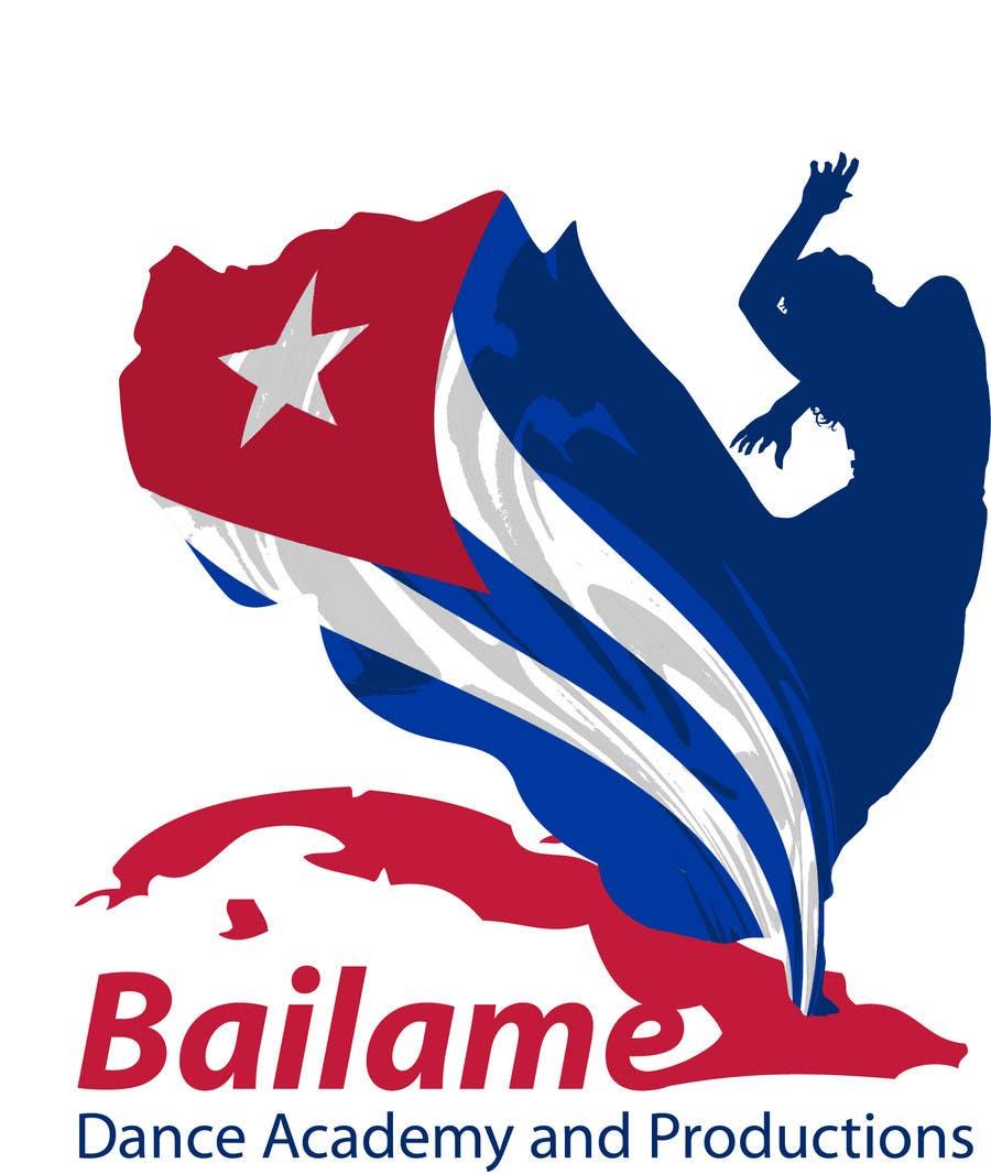 Bài tham dự cuộc thi #43 cho Logo Design for BailameCuba Dance Academy and Productions