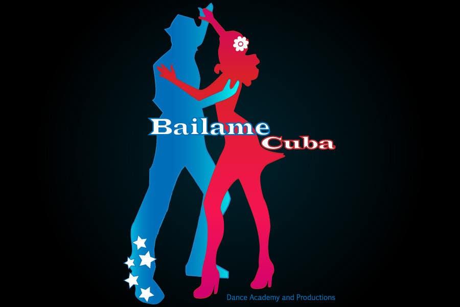 Bài tham dự cuộc thi #148 cho Logo Design for BailameCuba Dance Academy and Productions