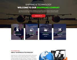 #154 for Website Design for Postal Shipping Company af ksumon4711