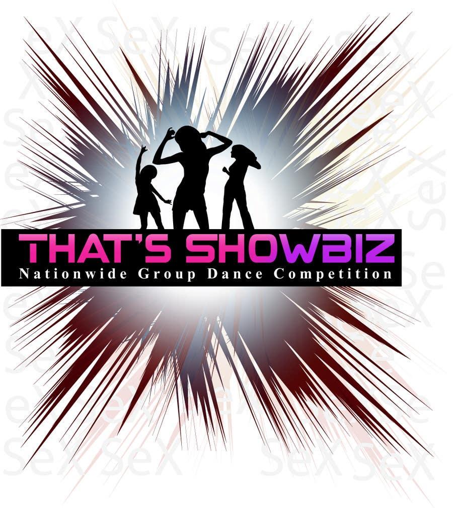 Wasilisho La Shindano 15 Logo Design For Nationwide Group Dance Competition Thats Showbiz