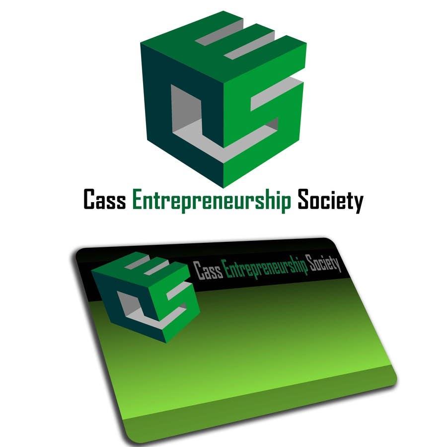 Kilpailutyö #131 kilpailussa Logo Design for Cass Entrepreneurship Society